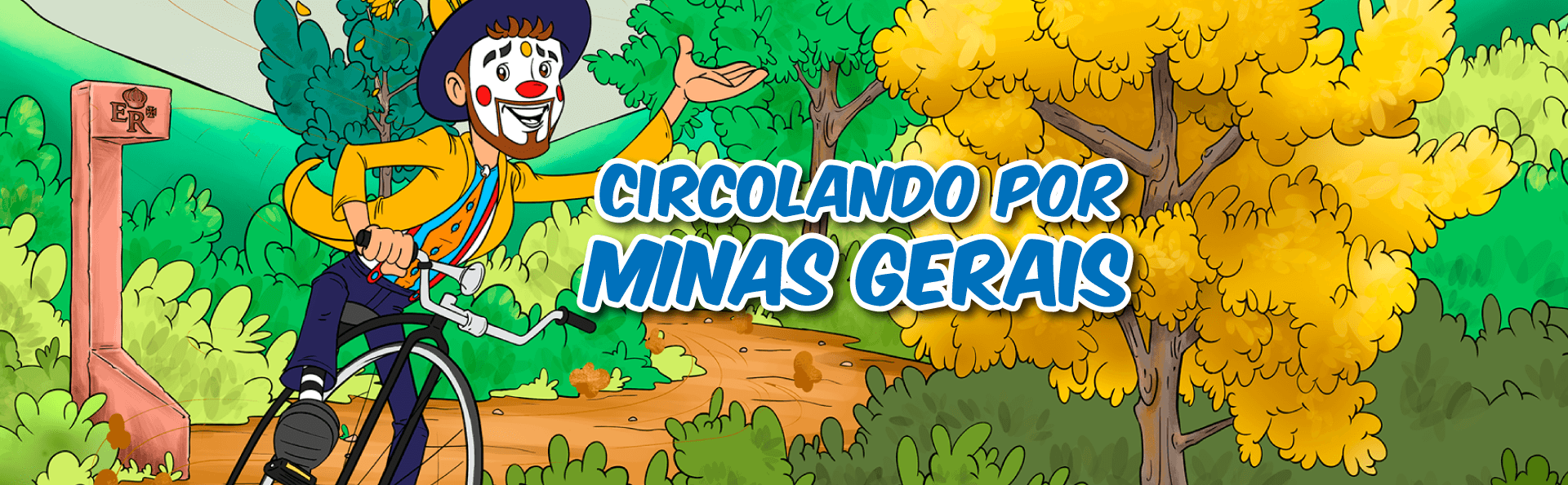 Circolando por Minas Gerais