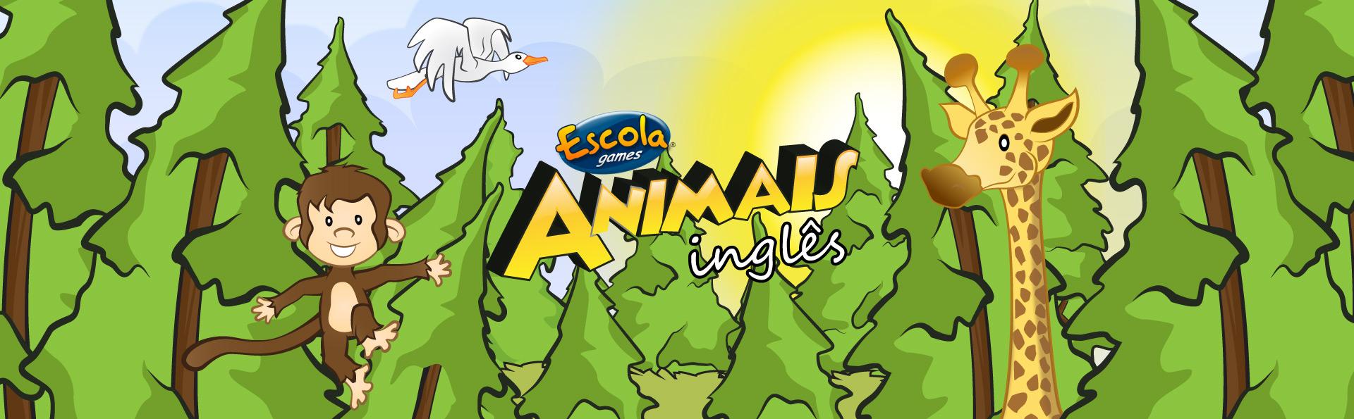 Animais inglês
