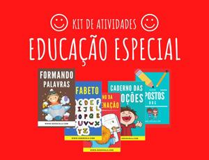 Kit de atividades educativas