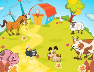 Hora De Pintar Animais Escola Games Jogos Educativos