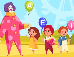 Brincando Com As Vogais Escola Games Jogos Educativos