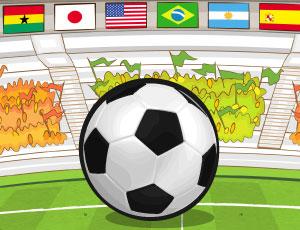 Países da Copa 2014