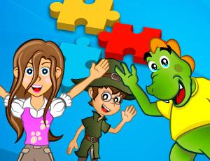 Quebra Cabeca Escola Games Jogos Educativos