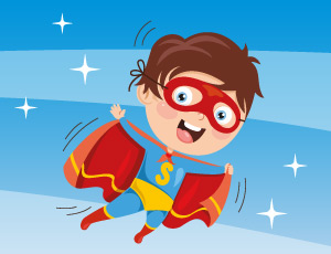 Super Heróis Puzzle